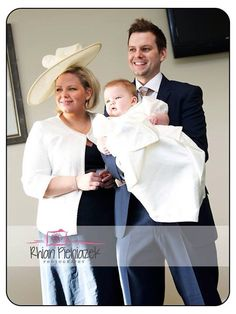 Families. Parents and son. Christening. Ffos Las Racecourse. Rhian Pieniazek Photography.