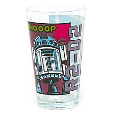 Star Wars Glass Tumbler, R2-D2