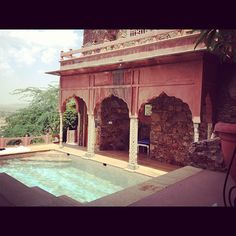 Neemrana Fort, Rajasthan India