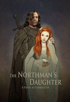 inle-hain:        The Northman's Daughter finally completed! 1.25 years after I started. This was my first fanfiction and I'm both sad and relieved that its over. Read it on AO3 or ff.net. Artwork courtesy of Emmanation, all artwork can be seen on AO3.    http://24.media.tumblr.com/65fa50a9c79ae2743747f15f6d9c24f3/tumblr_mjthm1Z65R1s0iigso1_1280.jpg