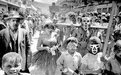 Carnavales de Negros y Blanco; San Juan de Pasto, Nariño Colombia.