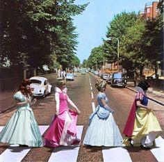 Disney Abbey Road