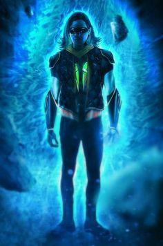 The Flash - Teorias e Fanarts de Cisco como Vibro e comentários sobre mudanças que podem ocorrer na série ~ Kalebi Filmes