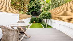 Pergola Ideas For Patio Small Space Gardening, Garden Spaces, Small Gardens, Garden Ideas For Small Yards, Small Garden Design, Casa Loft, Small Backyard Landscaping, Backyard Ideas, Fence Ideas