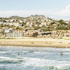 Visit California, California Travel, Southern California, Places To Travel, Places To Visit, Travel Destinations, Santa Barbara Beach, Pismo Beach, Sunset Beach Ca