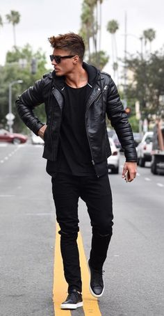 300 Best Leather Jacket Images In 2019 Leather Jackets Man