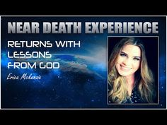 "▶ Near-Death Experience; View with God's Glasses - YouTube. During my NDE, I was given 2 lines of wisdom but I thought, ""I'm dead now. What am I going to do with these?"" hahaha and when I was back into my body and didn't die, I dismissed it all. I didn't realize that everything does happen for a reason and we are part of something so supernaturally advanced that it's impossible to believe it without experiencing it. I didn't before it happened to me."