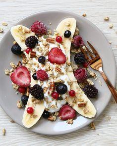 Bananensplit, I love it! Helaas niet erg gezond, dus ik dook de keuken in voor een gezonde variant zodat jij guilty free kan snoepen van dit heerlijke toetje. En aangezien ie toch gezond is, kan de…