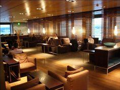 The Swiss Lounge D at Switzerland Zurich Airport