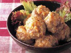 小田 真規子 さんのれんこんを使った「サクサクれんこんつくね」。ピリ辛みそ味で、食がすすみ、体もポカポカしてくる一品です。 NHK「きょうの料理」で放送された料理レシピや献立が満載。