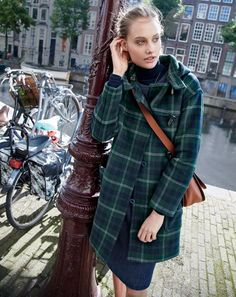 J.Crew shot their October Style Guide in Amsterdam and the photos have me itching to get back to the Netherlands. I enjoyed my recent trip there immensely and can't wait to explore it further…