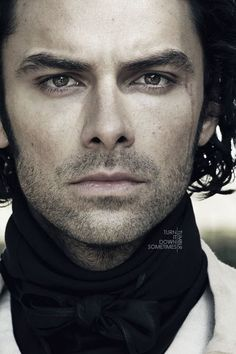 Aidan Turner as Poldark 2015