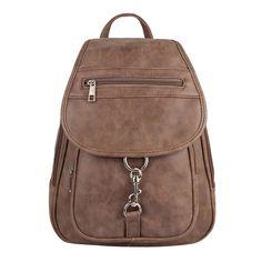11541dcc9fded Damen Rucksack Cityrucksack Schultertasche Stadtrucksack BackPack Handtasche  Organizer Daypack Tablet bis ca. 8 Zoll