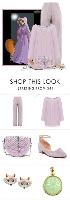 """""""Disney inspired-Marian"""" by dgia ❤ liked on Polyvore featuring Mat, Philipp Plein, Franco Sarto, Ross-Simons and David Yurman"""