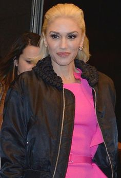 Gwen Stefani looked stunning as she made her way inside NBC Studios to film an appearance on 'The Today Show' on October 27, 2015 in New York City. Stefani was accompanied by her fellow 'The Voice' coaches Adam Levine, Blake Shelton, and Pharrell Williams....