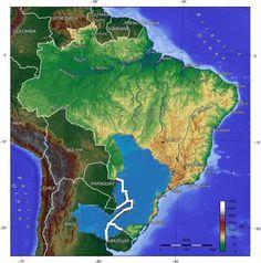 """""""Aquífero Guarani: Estudo Analisa as Negociações do Acordo""""   Após a descoberta do Aquífero Guarani, em 1996, era necessário regulamentar o uso das águas doces subterrâneas transfronteiriças por Brasil, Argentina, Uruguai e Paraguai. Entre 2002 e 2009, foi realizado, com recursos do Banco Mundial, um projeto de pesquisa sobre o aquífero. A assinatura do acordo ocorreu na Argentina, em 2010, por iniciativa brasileira."""