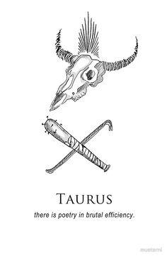 Taurus - Shitty Horoscopes Book II: Anger by musterni