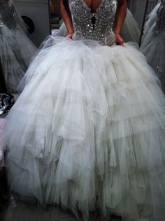 What to do....Pnina Tornai : wedding crystals gown help pnina tornai wedding dress IMG 0607