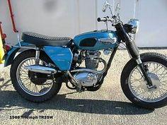 1968 Triumph TR25W Trophy 250cc