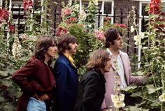1968 - The Beatles, Mad Day Out, 28th July.