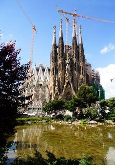 Sagrada Familia #Barcelona #Spain #Photography #Gaudí