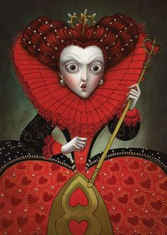 QUEEN OF HEARTS BY BENJAMIN LACOMBE