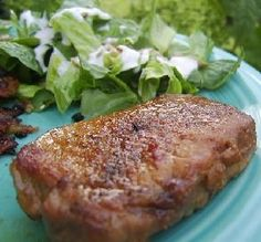 "Pork Chops Yum-Yum: ""This is my new go-to sauce for pork chops. My kids devoured them — I live for this recipe!"" -Liza at Food.com"