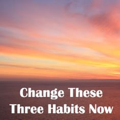 What are time-wasting, unproductive habits or behaviors do have? Identify them and learn how to change these habits NOW!  For more small business tips, visit www.easysmallbusinesssolutions.com.