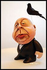 Super Punch: Alfred Hitchcock Munny