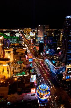 Sin City - Las Vegas, Nevada, USA Still love this place can't wait to go there for my birthday!!!