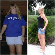 Meet Pam from a size 18 to a size 6. Happier, healthier and loving her body and clothes again. Decide today to make a change and take care of your body. We'll teach you how to eat right for life so you can keep it off. Pam has been at her goal weight 2 years and it still a size 6. Meet Pam on our amazing Facebook support group. Go to www.RidtheFat.com today and start your journey to a new you!