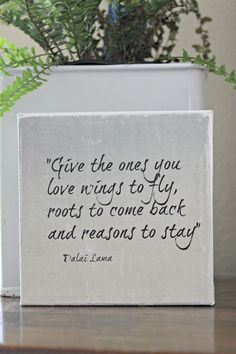 Inspirational Quote by UponADreamDesigns on Etsy, $13.50