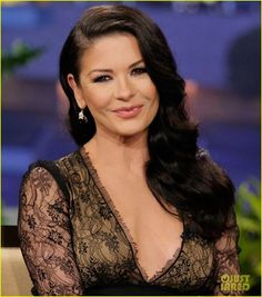 The gorgeous Catherize Zeta Jones still sizzles at 44