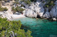 Calanque du Sugiton Marseille, Rance Natural Swimming Pool Lyon Marseille, Southern France, Aix En Provence, Paris, Swimming Pools, Photos, Water, Travel, Supai Arizona