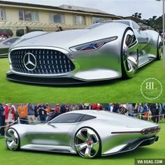 AMG Vision Gran Turismo (Heavy Breathing)