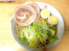 ヤオコーセットσ(^_^;) - 6件のもぐもぐ - 手作り醤油ラーメン by ken04
