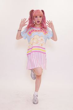 POPCORNワンピース - galaxxxy│ギャラクシー公式通販│galaxxxy official online shop