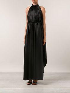Givenchy Draped Gown - Dell'oglio - Farfetch.com