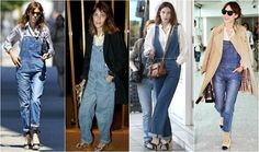 Alexa chung ogrodniczki Alexa Chung, Duster Coat, Vogue, Jackets, Fashion, Down Jackets, Moda, Fashion Styles, Jacket
