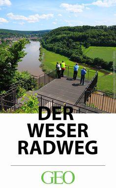 Fahrradtour: Der Weser-Radweg