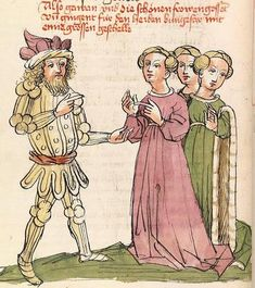 Parsival 1443-1446 Niemcy