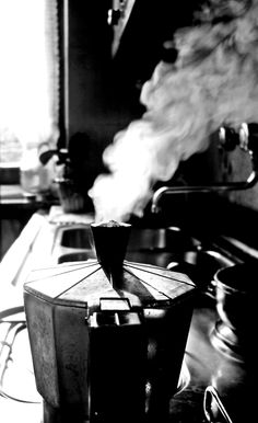Coffee is ready.