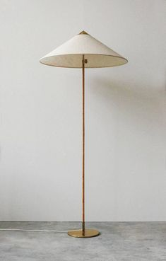 at home + lighting + Paavo Tynell Floor Lamp by Taito Oy Lamp Design, Floor Lamp, Room Lamp, Room Lights, House Lamp, Living Room Lighting, Lamps Living Room, Modern Lamp, Bedroom Lamps