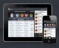 Football (Soccer) App Design