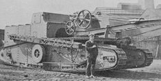 British build 50 Gun Carriers, and two of them were recovery vehicles.