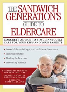 A practical, accessible, and comprehensive guide to the legal, financial, emotional and daily living challenges of caring for aging parents while raising your own family.