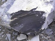 Oil shale is a type of rock that can be burned for energy or fuel.