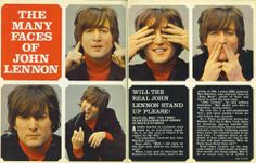 The Many Faces of Lennon