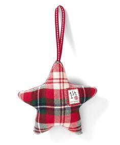 Hanging Decoration - Star - Christmas Keepsakes - Mamas & Papas
