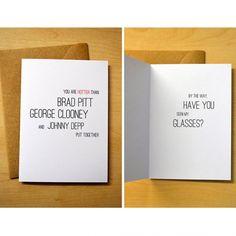 15x grappige kaartjes voor koppels - LOVE & SEX - Flair(7)